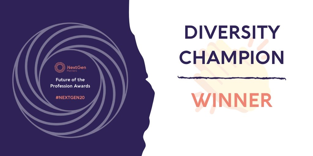 Kathryn Knowles award for championing diversity within insurance from Next Gen Planners